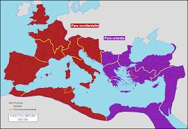 impero romano diviso