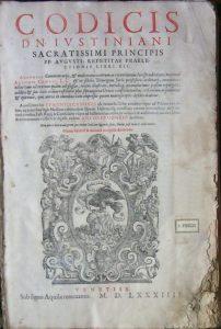 Codex Iustiniani